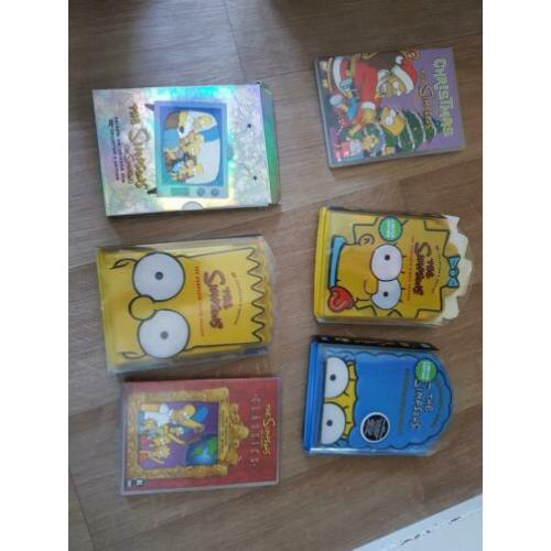 The Simpsons collectors items. Complete seizoenen.