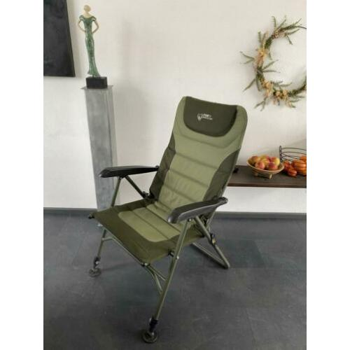 Fox warrior arm chair stoel kampeerstoel campingstoel