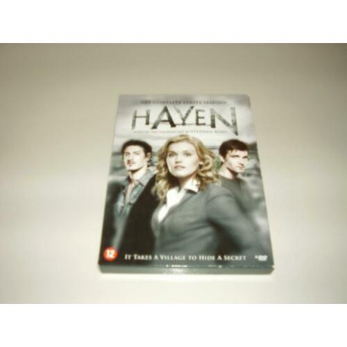 Haven - Seizoen 1 - Stephen King