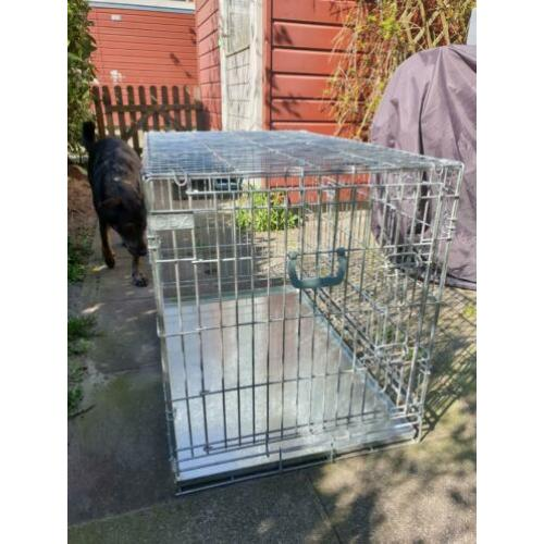 Dog crate middle size