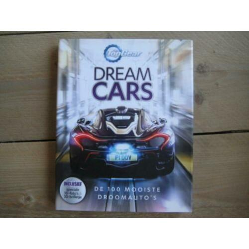 Boek Dream Cars van Top Gear